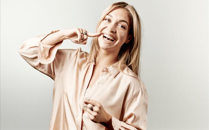 Een-stralende-lach-met tanden-bleken-of-facings-CDC-tandzorg.