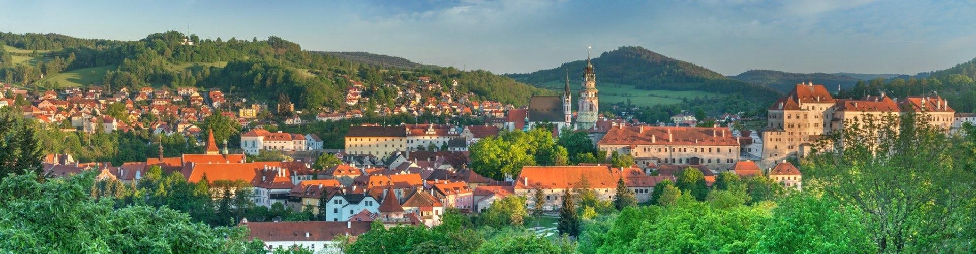 Luxusferienhäuser in der Tschechien