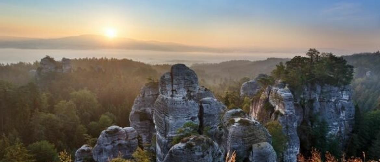 Der Nationalpark Český Ráj – ein Paradies auf Erden