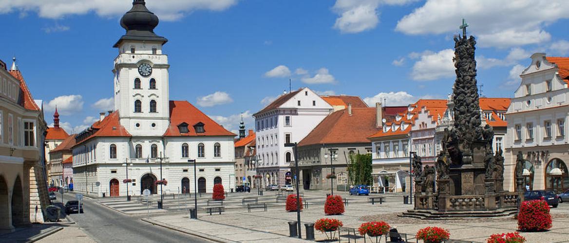 In Žatec dreht sich alles um den Hopfen (und das Bier)