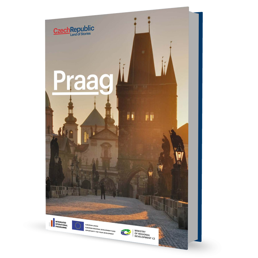 Brochure Praag