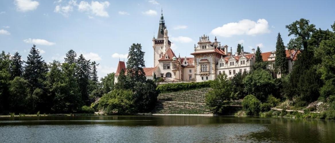 Vakantie Tsjechië in Midden-Bohemen, de regio rond Praag