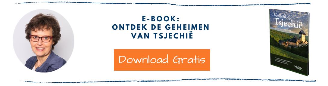 Gratis E-book met alle geheimen van Tsjechië