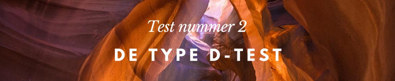 Type D-test