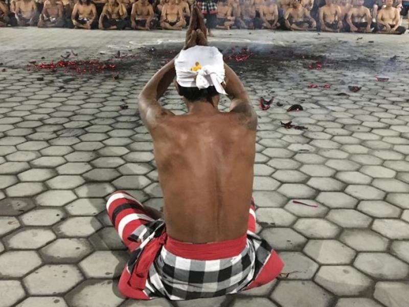 Overgave in Bali
