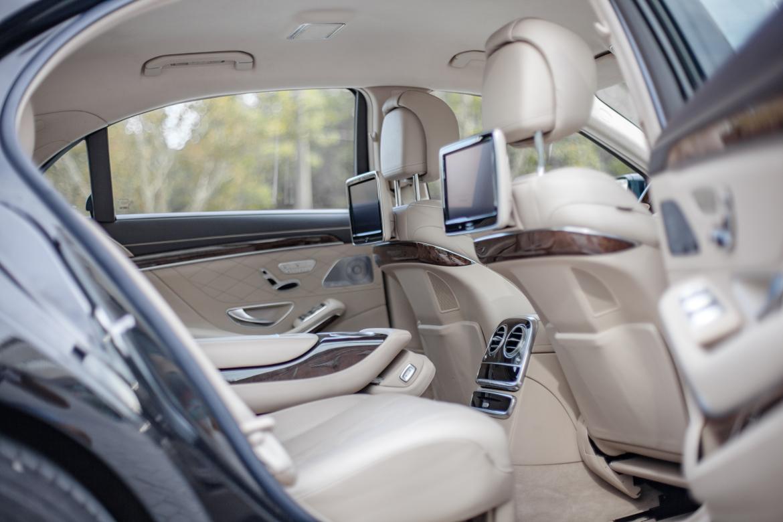 s class limousine