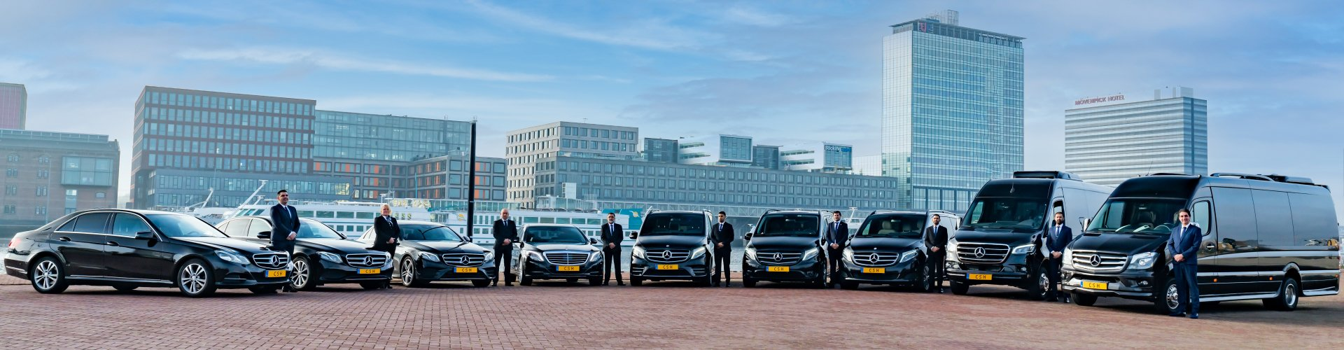 chauffeur services holland