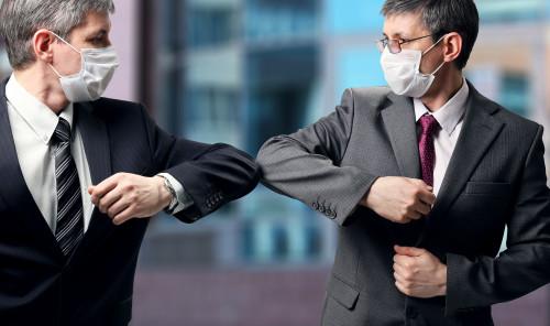 2 men suits