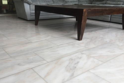 Chem-Dry Natuursteen vloer reinigen, marmeren vloer reinigen en polijsten