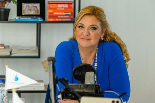 Claudia van Haeften Founder Chepri