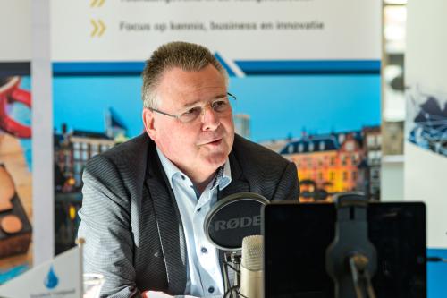 Jan van den Hogen, ambassadeur Sociëteit Vastgoed