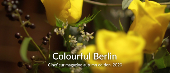 Cinefleur Berlin 2020 cover