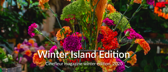 Cinefleur magazine Winter Island Edition 2020