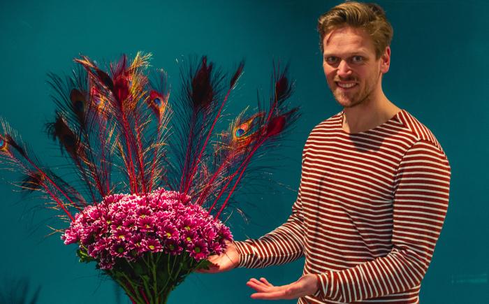 cinefleur spring florist contest