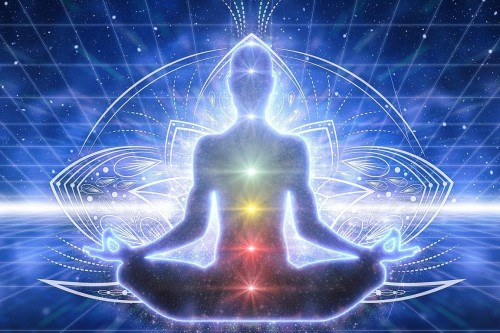 chakra en meridianen healing