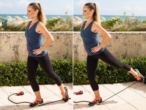 hamstrings - retroflexie:hip extension