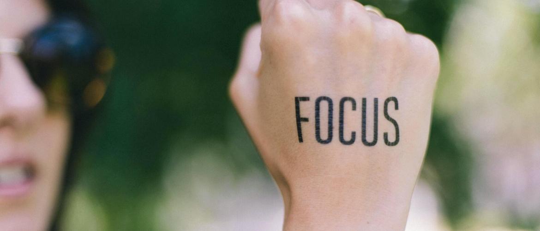 Focus kwijt? 5 tips voor meer focus