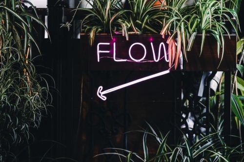 Hoe kom je in flow