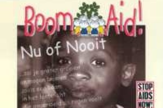 Boom Aid - Nu Of Nooit!