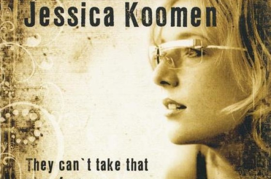 Jessica Koomen - Can't Take That Away From Me (2007)