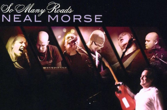 Neal Morse - So Many Roads Live in Europe