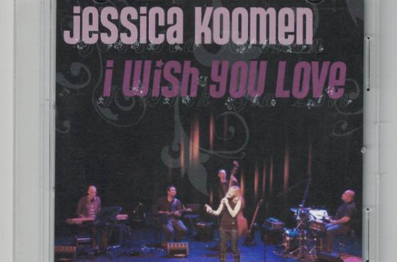 Jessica Koomen - I wish You Love