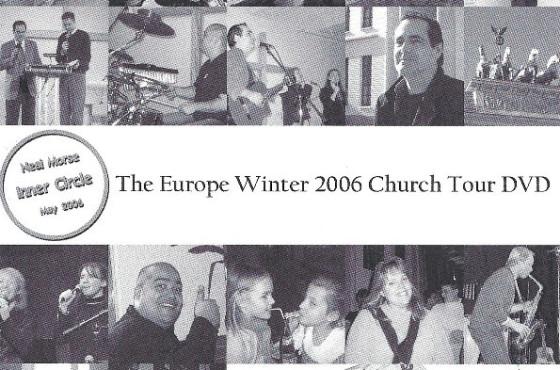 Neal Morse – The Europe Winter 2006 Church Tour DVD