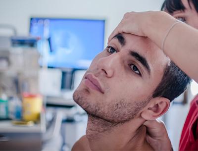 Observación en el Collum- tratamiento