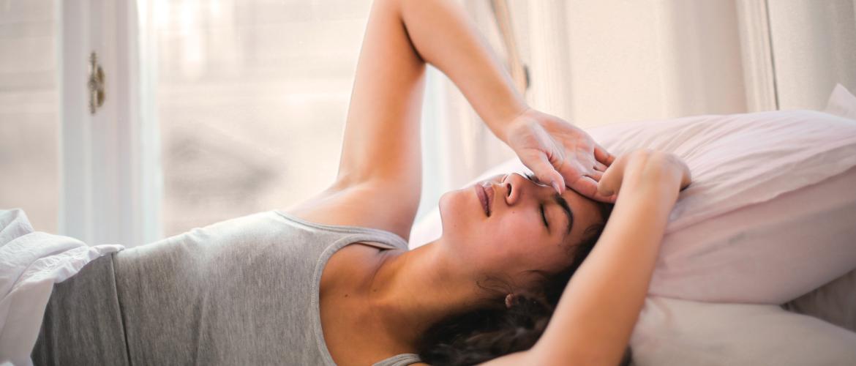 3 tips om gemakkelijker in slaap te raken