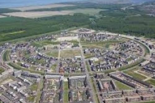 Afbeelding van de stad Almere (Homeruskwartier)