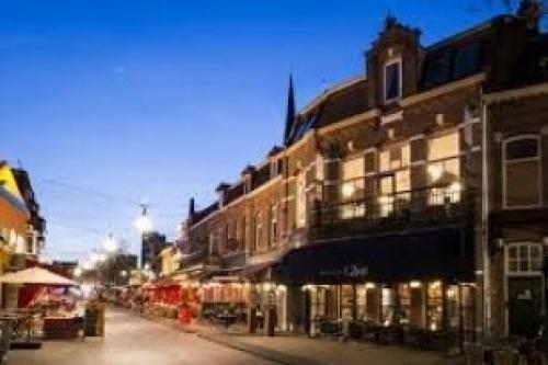 Afbeelding van de stad Tilburg (Oude Markt)