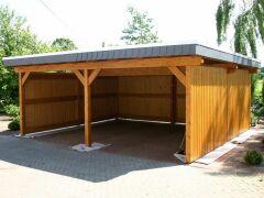 Afbeelding constructieberekening carport