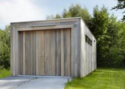 Afbeelding constructieberekening garage
