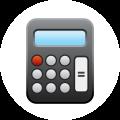 Icoon rekenmachine