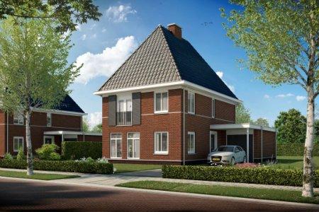 Illustratie van een constructieberekening woning