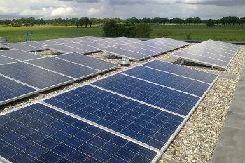 Afbeelding constructieberekening zonnepanelen