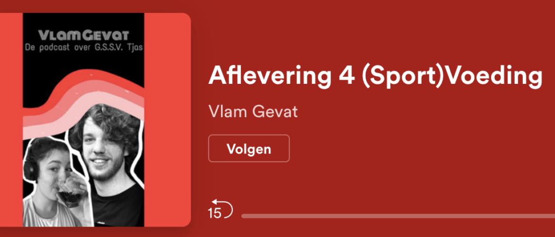 VlamGevat Podcast - Sportvoeding