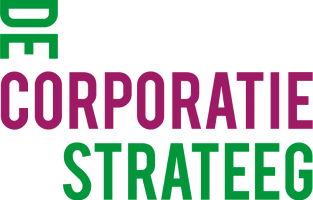de corporatiestrateeg logo