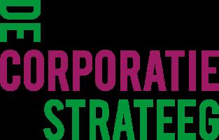de corporatiestrateeg logo