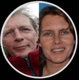 Vincent Derks en Marjan Kootwijk (Ymere)