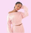Comfy set pink Fashion Kartel