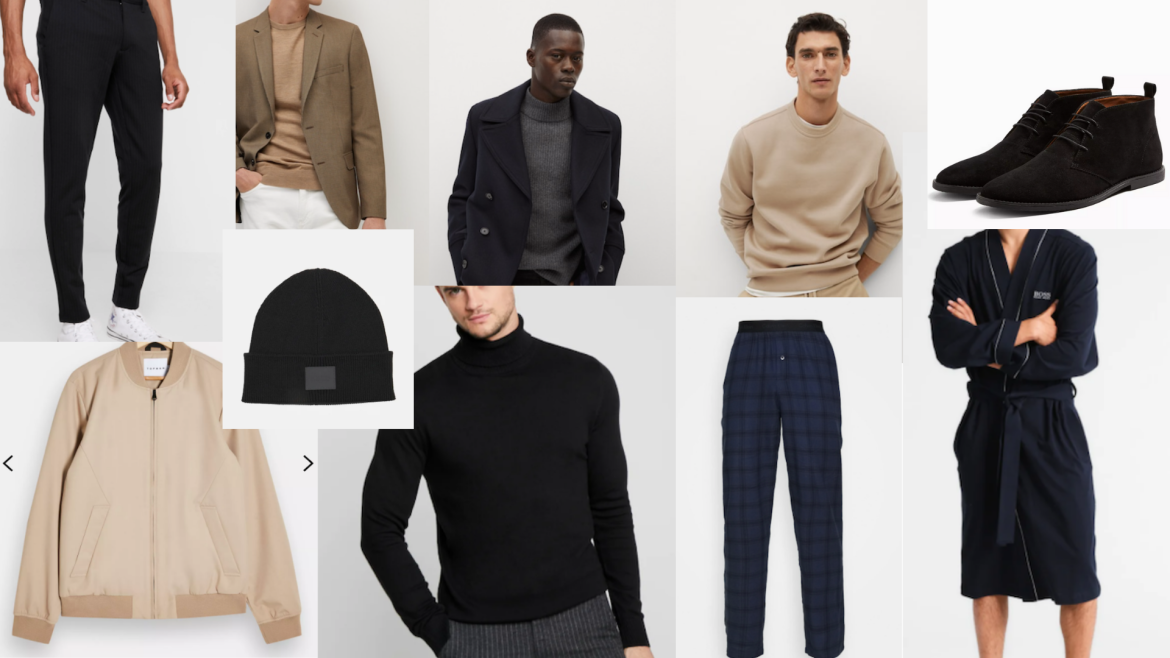 GIft Guide Men Clothes