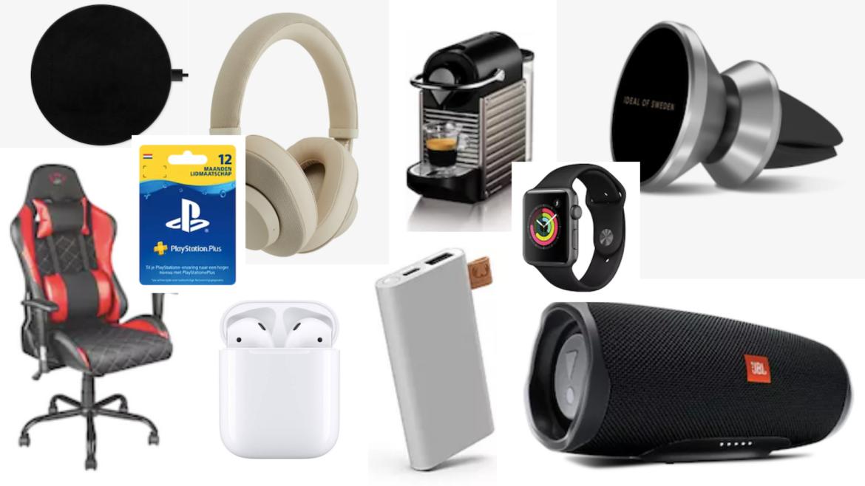 Gift Guide Men Gadgets