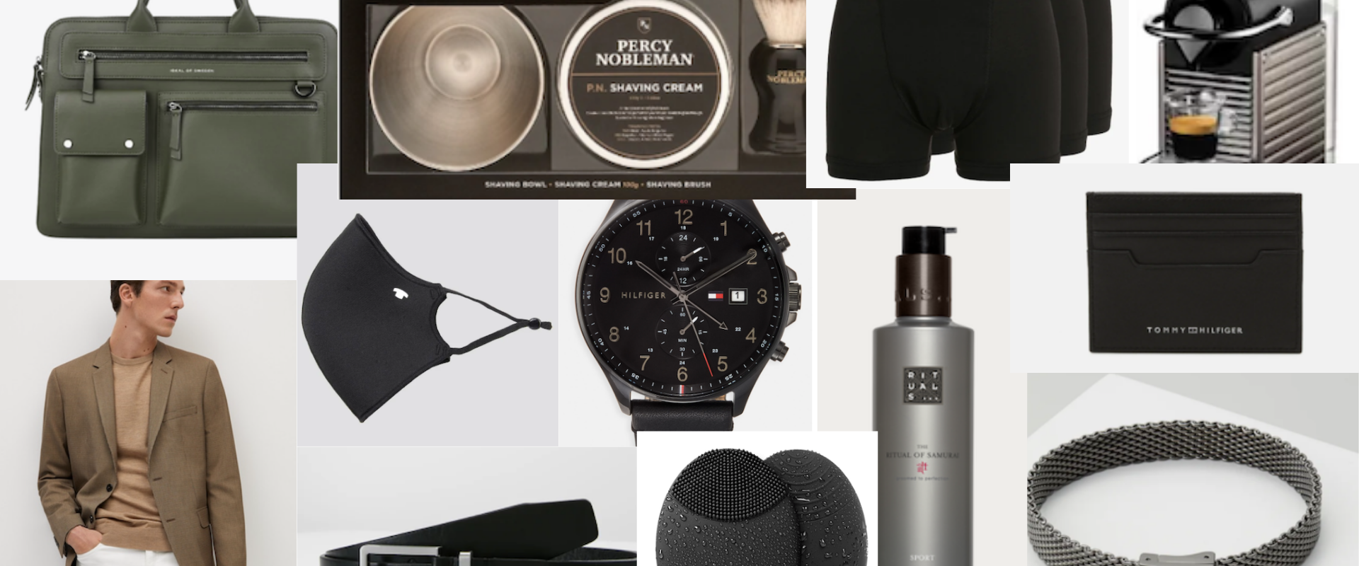 HOLIDAY GIFT GUIDE - FOR HIM