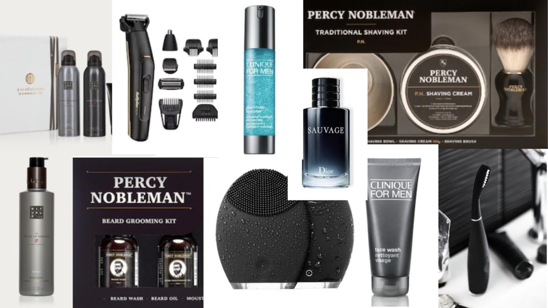 Gift Guide Men Beauty