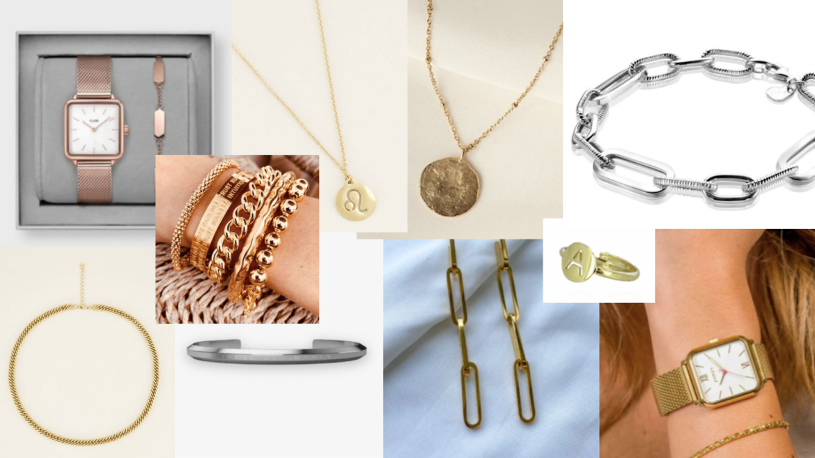 Gift Guide For Her - Jewellery