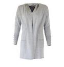 vest loret grey