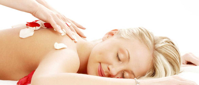 realizar un masaje