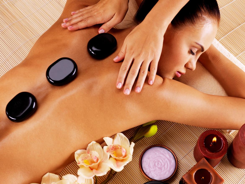 curso de masaje con piedras