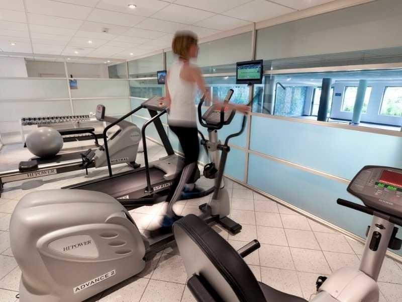 fitness mogelijkheden hotel opduin texel